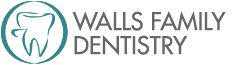 Walls Family Dentistry logo